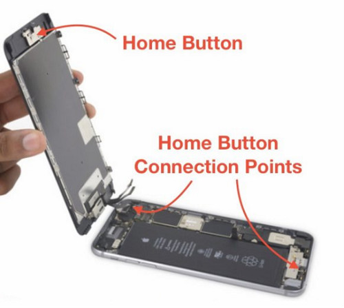 Iphone 6 Plus Home Button Replacement Vipfixphone Blog